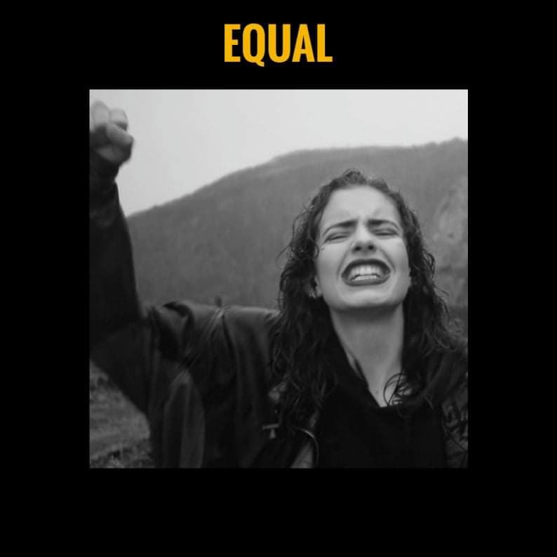 Equal released on YouTube